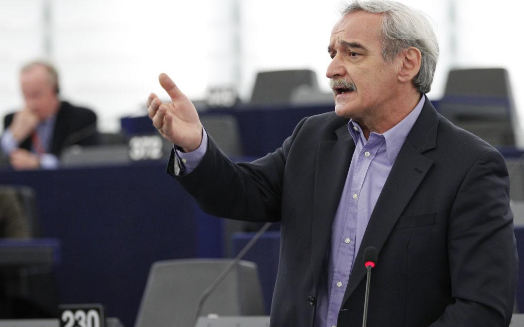 Νίκος Χουντής (ΛΑΕ): «Η αναγνώριση της γενοκτονίας των Ελλήνων του Πόντου από το Ευρωπαϊκό Κοινοβούλιο αποτελεί ιστορική αναγκαιότητα»