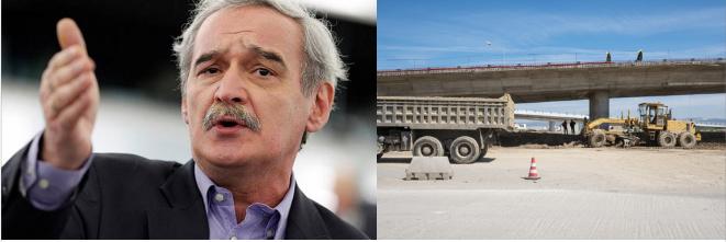 Καρτέλ: Η κυβέρνηση ΣΥΡΙΖΑ αρνείται να ζητήσει αποζημίωση από μεγάλες ελληνικές κατασκευαστικές