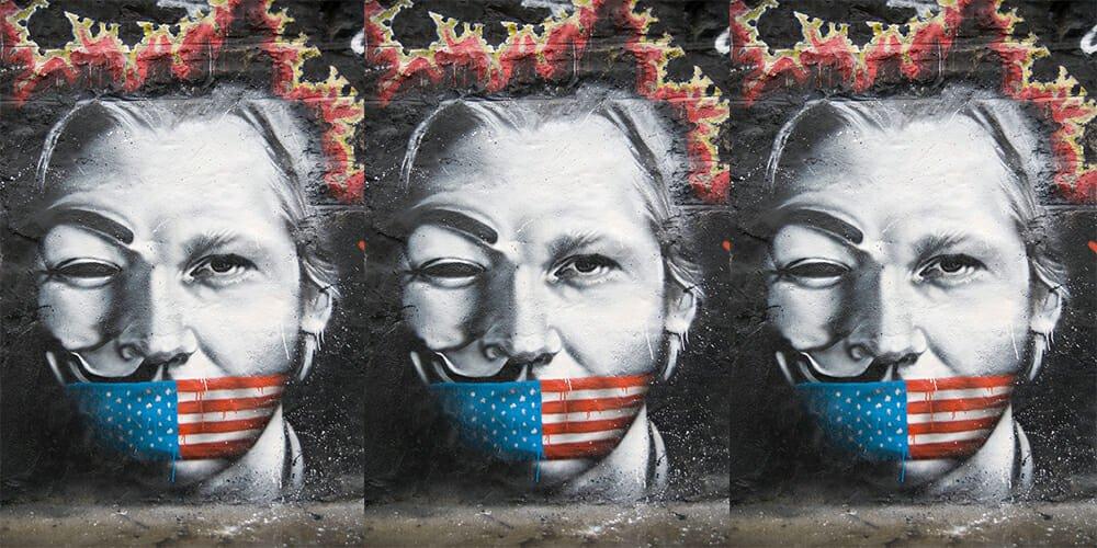 «Η σύλληψη του Julian Assange είναι μια εικόνα από το μέλλον μας- » Μας αφορά όλους»