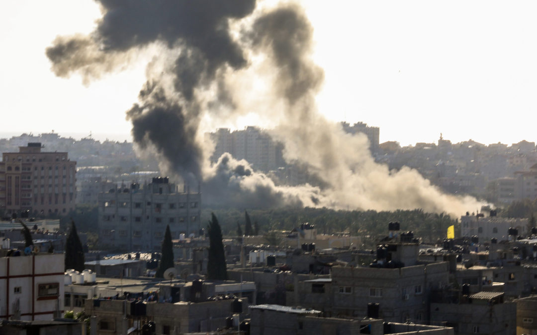 Δήλωση Νίκου Χουντή (Λαϊκή Ενότητα) : Να σταματήσει τώρα η ο βομβαρδισμός της Γάζας!